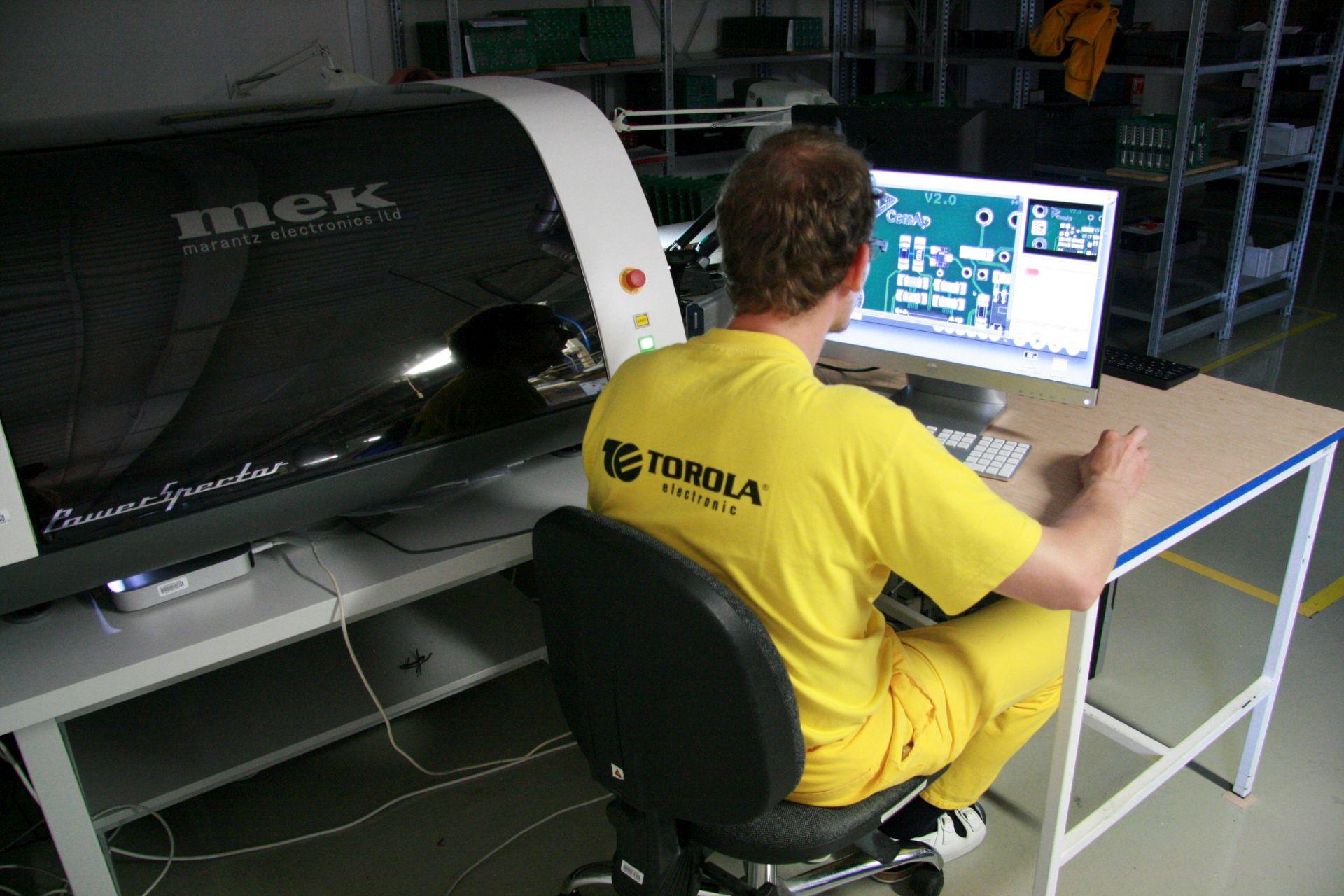 Optical Inspection MEK