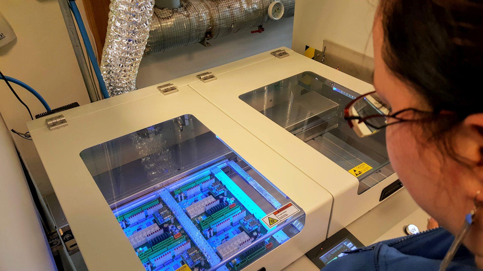 Conveyors e-flex SMT mikrosystems