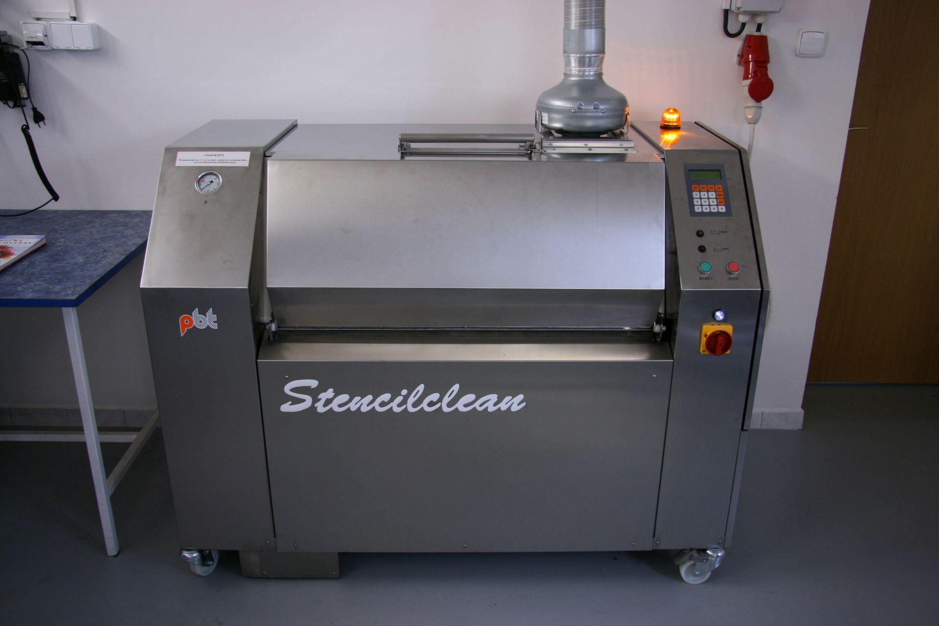 stencilclean